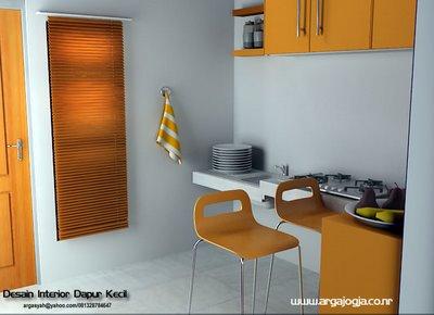 Dapur Minimalis Modern terkini
