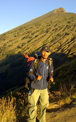 Aman Rinjani summit