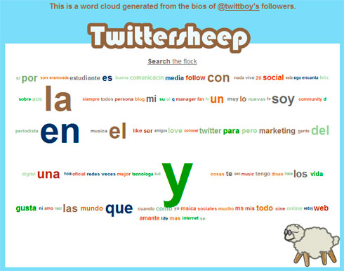 TwitterSheep 2