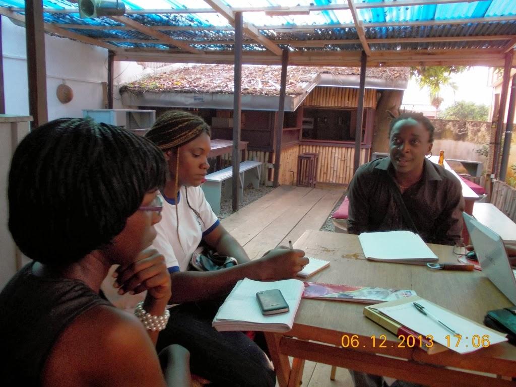rencontres audiovisuelles de douala 2013