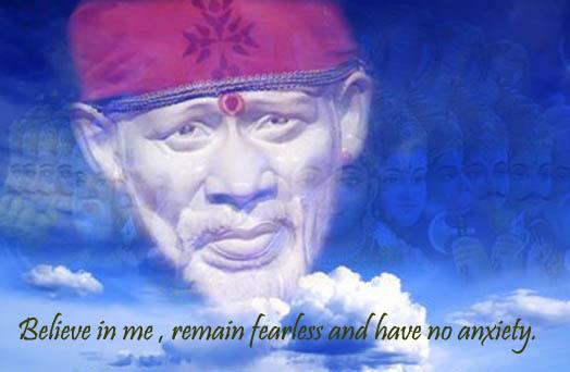 Om Sai Ram Shirdi Sai Baba Quote