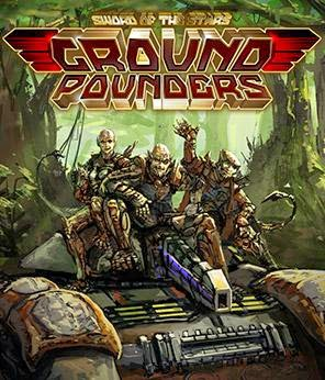 Sword of the Stars Ground Pounders pc game