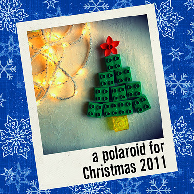 A polaroid for Christmas 2011
