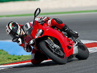 2012 Ducati 1199 Panigale S Gambar Motor 1