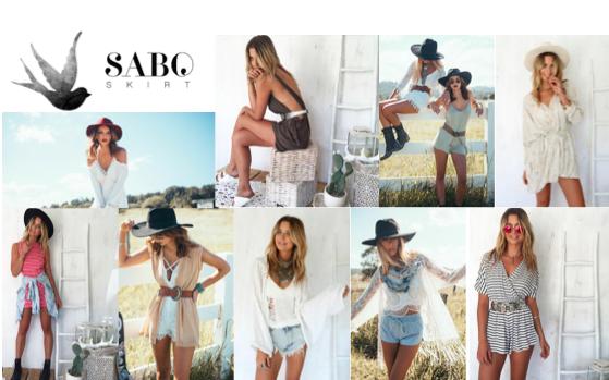 Sabo Skirt Trendy for Summer 2015