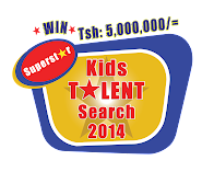 WIN 5,000,000/= WITH KIDS TALENT SEARCH 2014