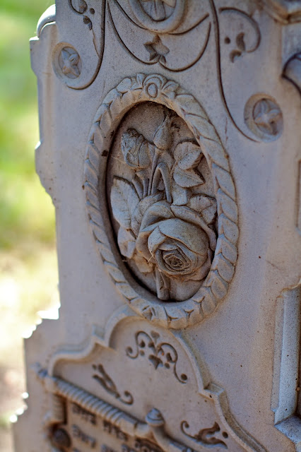 Gunnisonville Cemetery Tour, Lansing Michigan. photo by Tammy Sue Allen.