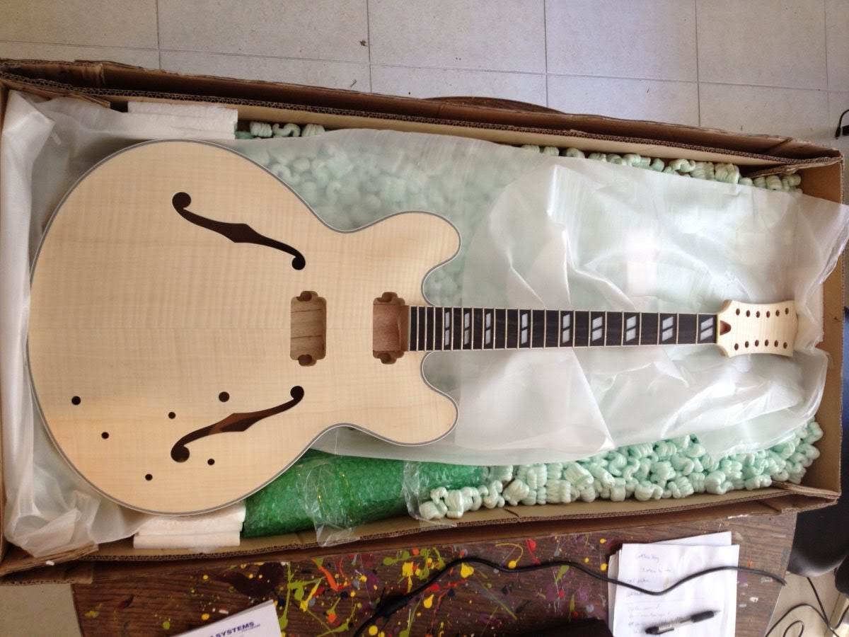 Es 335 Kit Installing Wiring Electrical Diagrams Harness Guitar Builder 12 String New Arrives From Rm Olsen