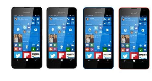 موبايل مايكروسوفت لوميا 550 Lumia