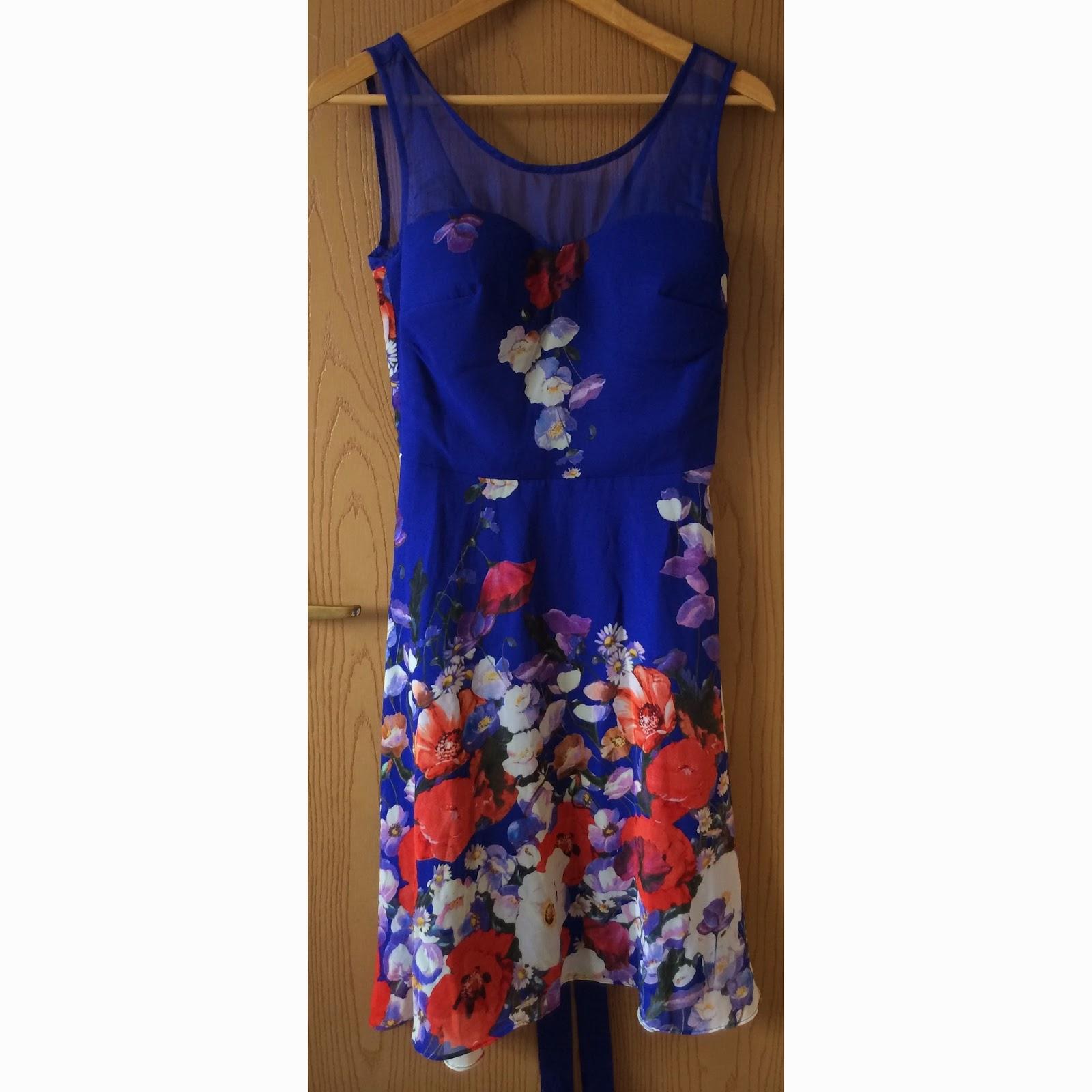 Ever Pretty Florals on Lrsmth-Fashion Fashion Blog.