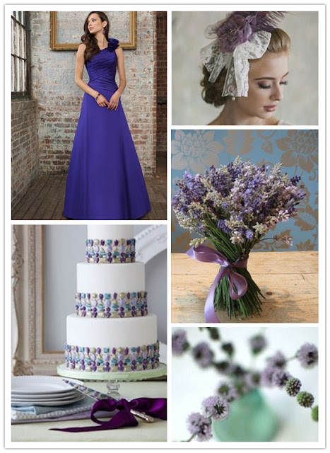 Lavender Theme Wedding Match Ideas 03