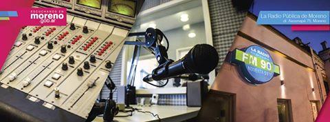 EN MORENO ESCUCHA LA RADIO PUBLICA
