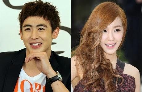 Selamat ! Nichkhun '2PM' Dan Tiffany 'SNSD' Resmi Jadian