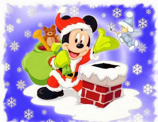 Mickey Mouse as Santa Claus Christmas 2015 Cartoons Online