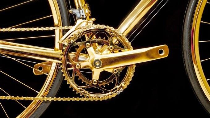 Sepeda Ini Lebih Mahar Dari Ferarri
