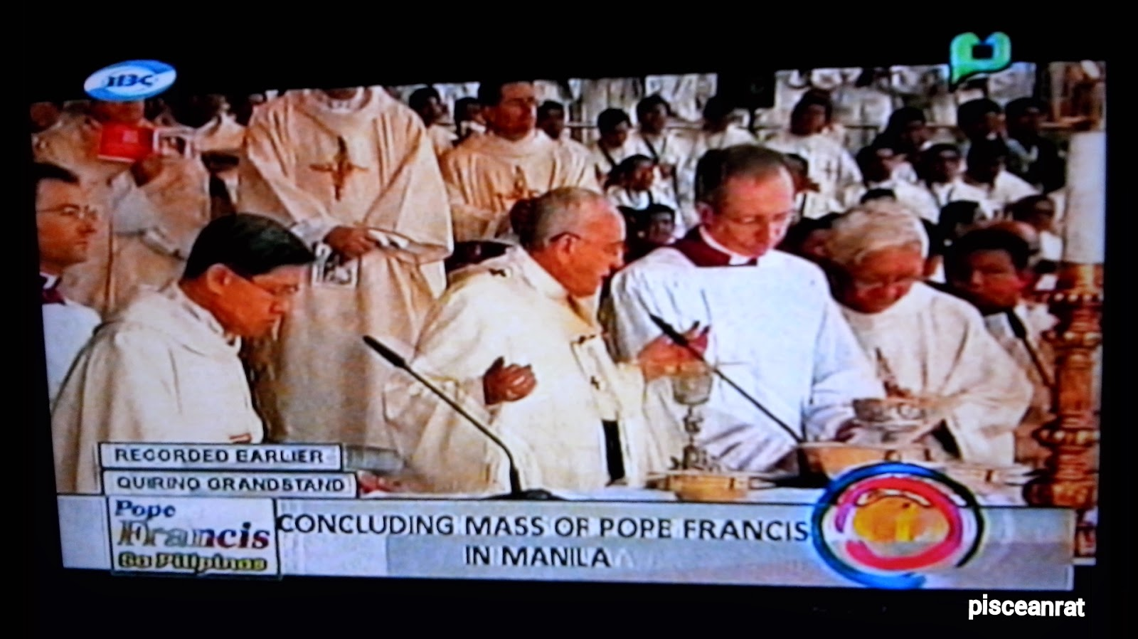 pope francis, mass, quirino grandstand, papal visit, 2015, apostolic nunciature, philippines,