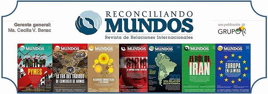 Revista Reconciliando Mundos