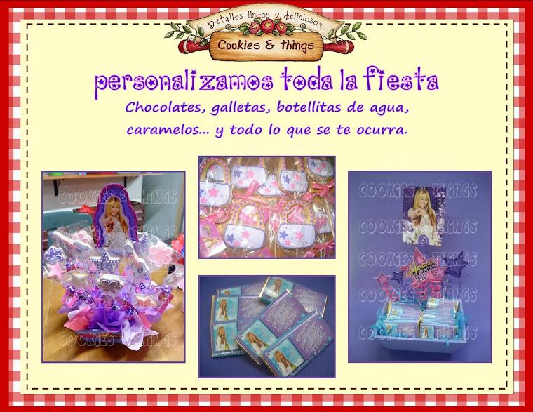 galletas y dulces personalizados