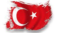 Kırmızı Beyaz Şanlı Türk Bayrakları