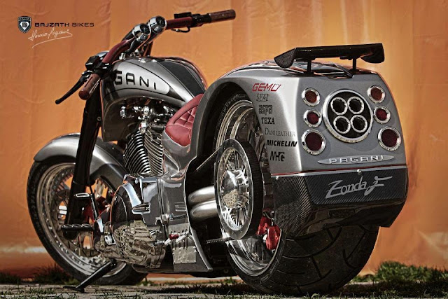 Pagani Super Bike - ASVETH