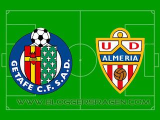 Pertandingan Getafe vs Almeria
