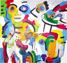 Simbol dan Nilai Estetis Karya Seni Rupa Dua Dimensi