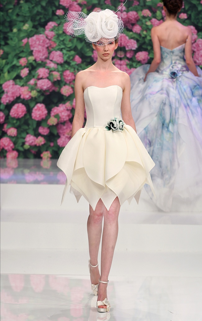 Wedding Dress Italian style 2013 - Exclusive Wedding Planner in ...