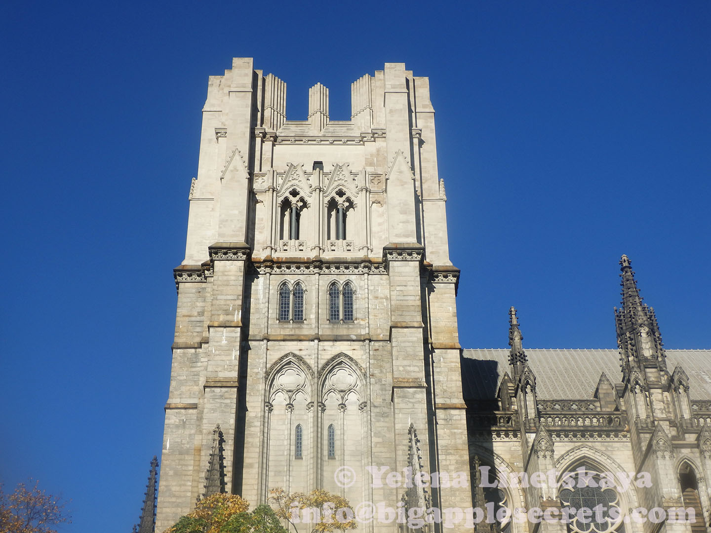 Big Apple Secrets: The Cathedral of St. John the Divine