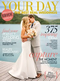 Bride to Be Your Day magazine