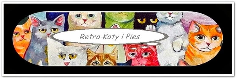 Retro  Koty i Pies