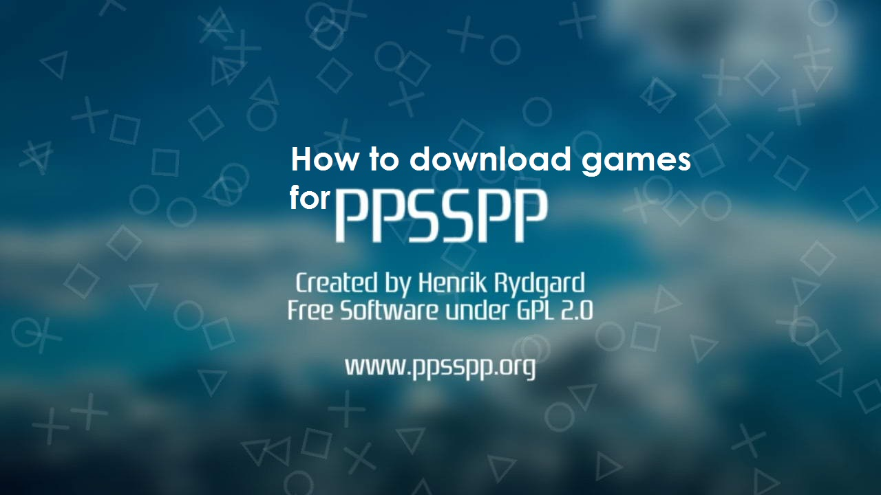 3 Ways to Download Free PSP Games - wikiHow