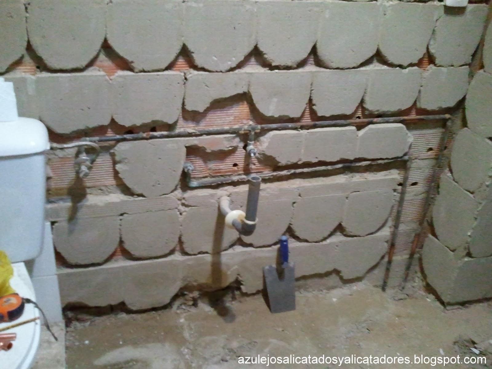 Azulejos alicatados y alicatadores alicatado ba o - Alicatados de banos ...
