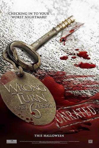 Wrong Turn 6: Last Resort (BRRip 720p Ingles Subtitulada) (2014)