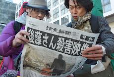 El mundo condena el 'atroz' asesinato del periodista Kenji Goto
