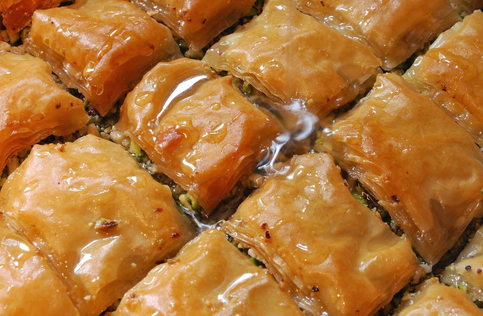 recette facile de baklava