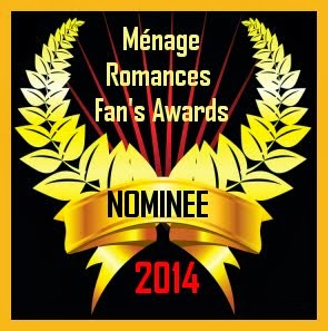 Menage Romances Fan's Award Nominee