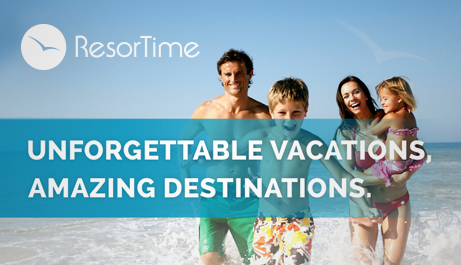 Save 20% on ResorTime.com Bookings Until August 30 with promo code GU3PC at checkout!