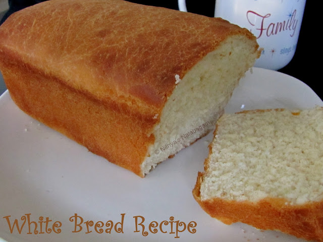 Home-made White Bread