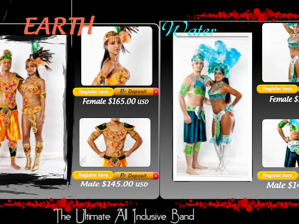 MIami Carnival 2011 - Euphoria Mas Band