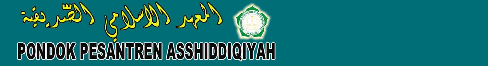 Pondok Pesantren Asshiddiqiyah