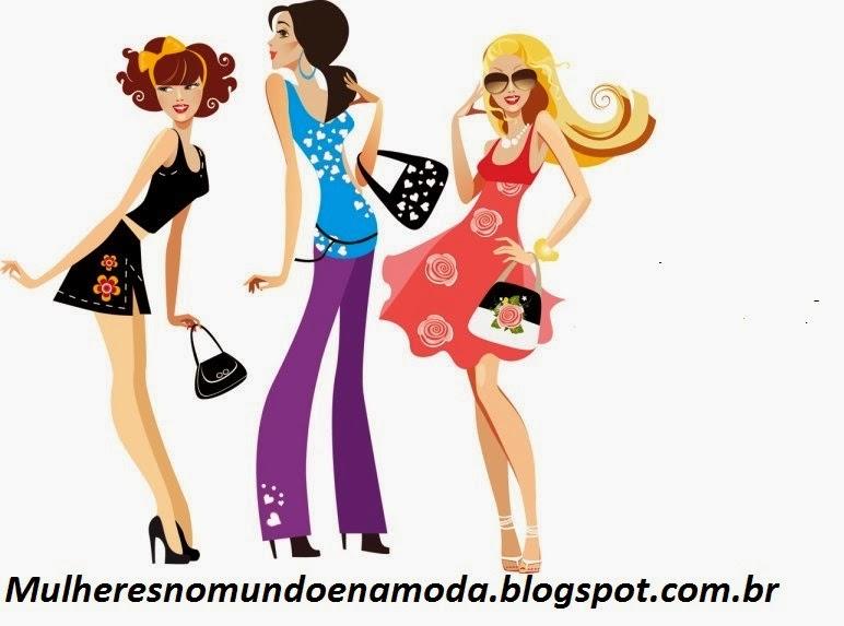 Mulheres no mundo e na moda