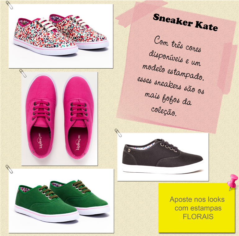 Kipling, Shoes, sneaker, kate