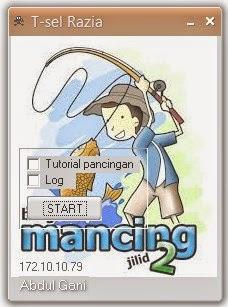 tsel mancing