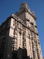 Palacio, Salvo, arquitectura, montevideo