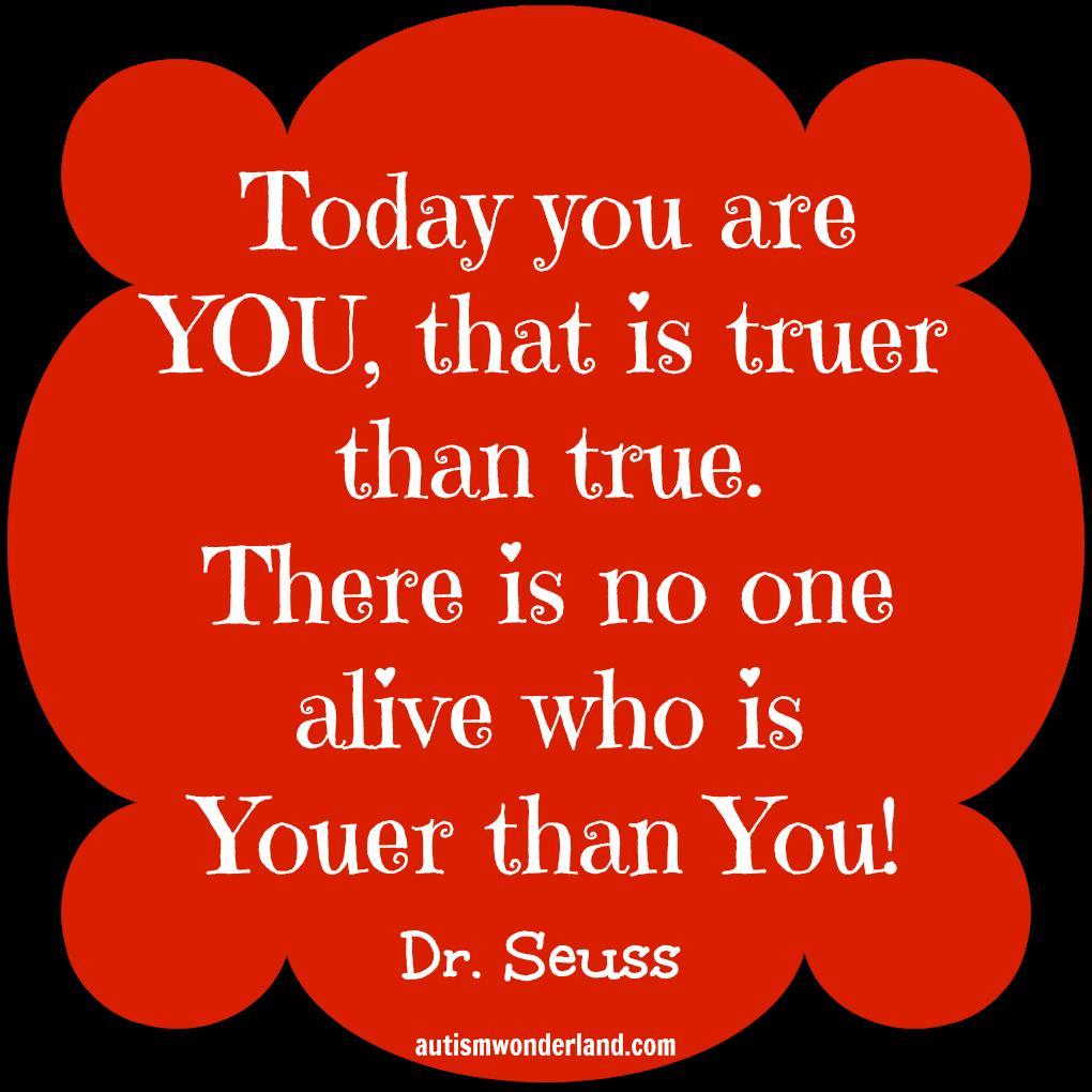 AutismWonderland: Happy Birthday Dr. Seuss