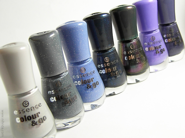 Essence Colour &amp; Go Nail Polish