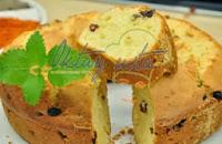 Limonlu Üzümlü Kek Tarifi