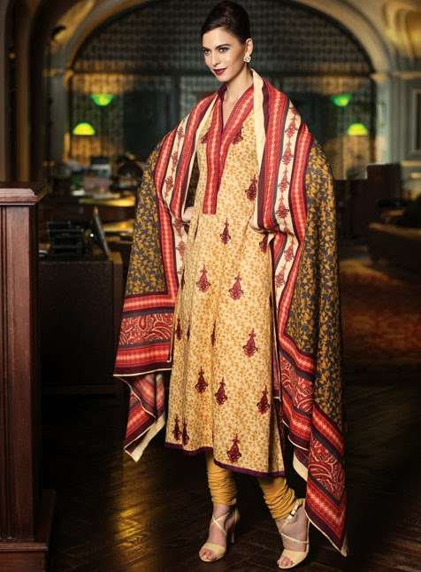 Al Karam Winter Collection 2014