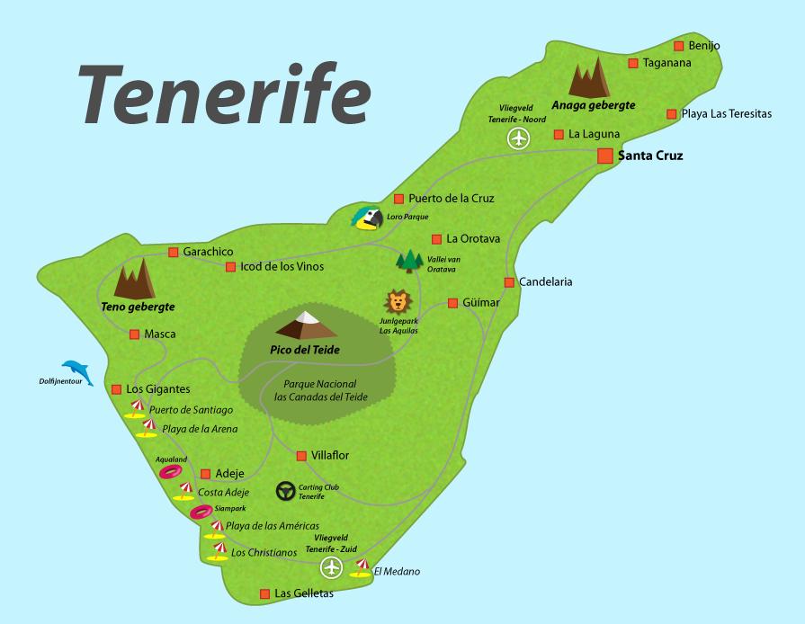 Tenerife 2011 Tenerife 2011