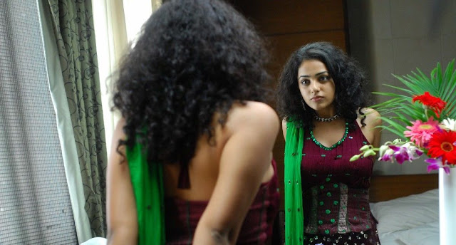 Tamil hot actress Nithya Menon sexy photos